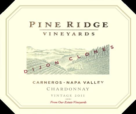 Pine Ridge 11 Chardonnay