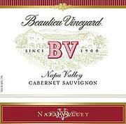 BV Cabernet label