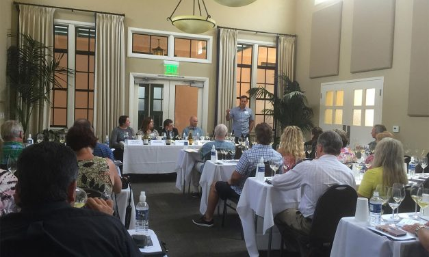 Great whites from Paso Robles? Tasting panel makes the case