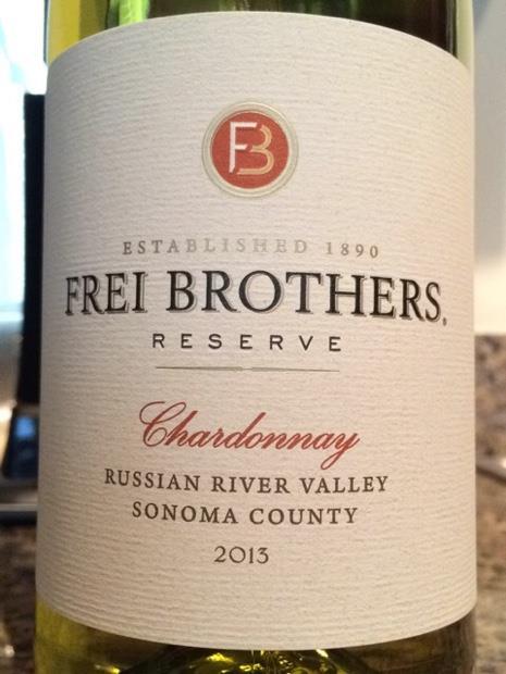 Frei Reserve Chardonnay