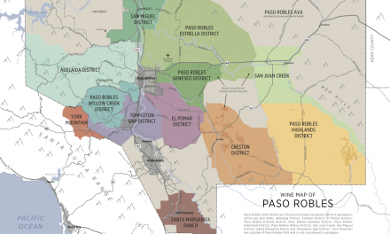 Paso Robles Wines Evolving; Former East-West Divide Now 11 AVAs