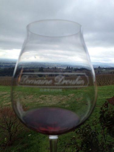 Domaine Drouhin Oregon Cloudy Day