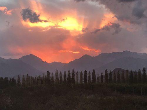 Mendoza Alps Sunset Valle de Uco