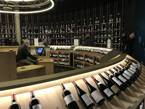 Chevaliers 2018 Cite du Vin Store