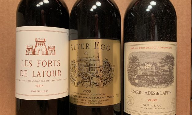Bordeaux: Introduction to Second Labels, Second Wines and Petit Chateau